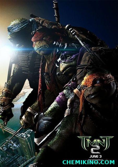 თინეიჯერი კუ ნინძები 2 / Teenage Mutant Ninja Turtles 2